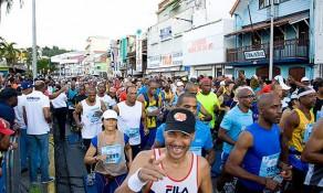 International half-marathon of Fort-de-France 30th Edition