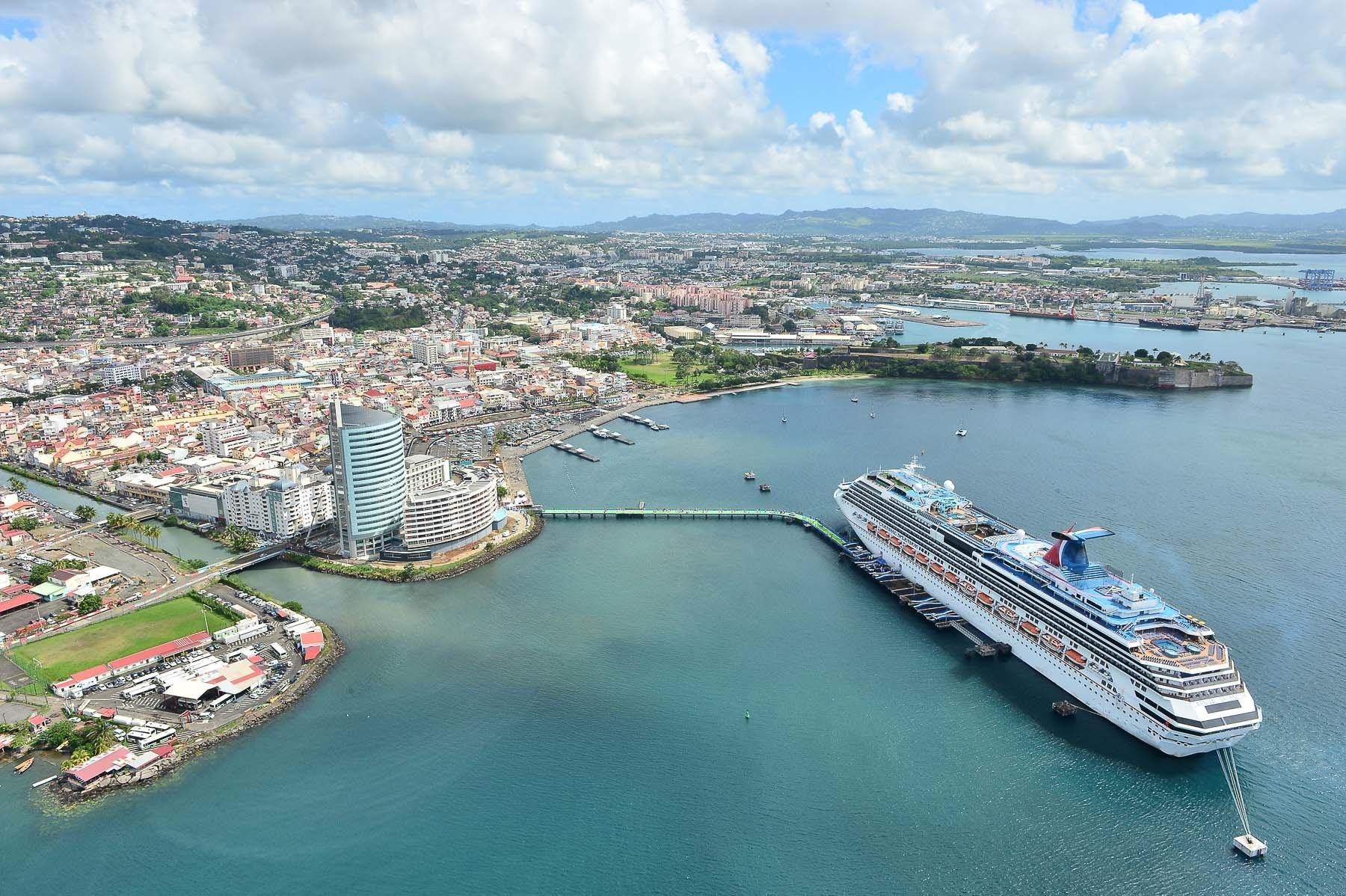 Port of Martinique wins second place!