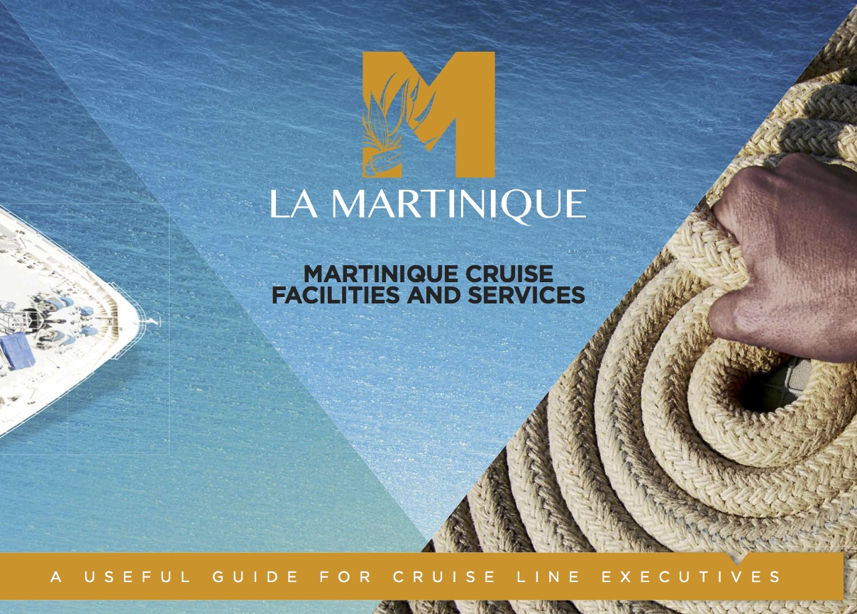 We are delighted to present this new guide to Martinique's cruise facilities and services.