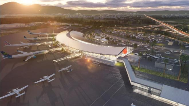 Aimé Césaire Airport Expansion Project