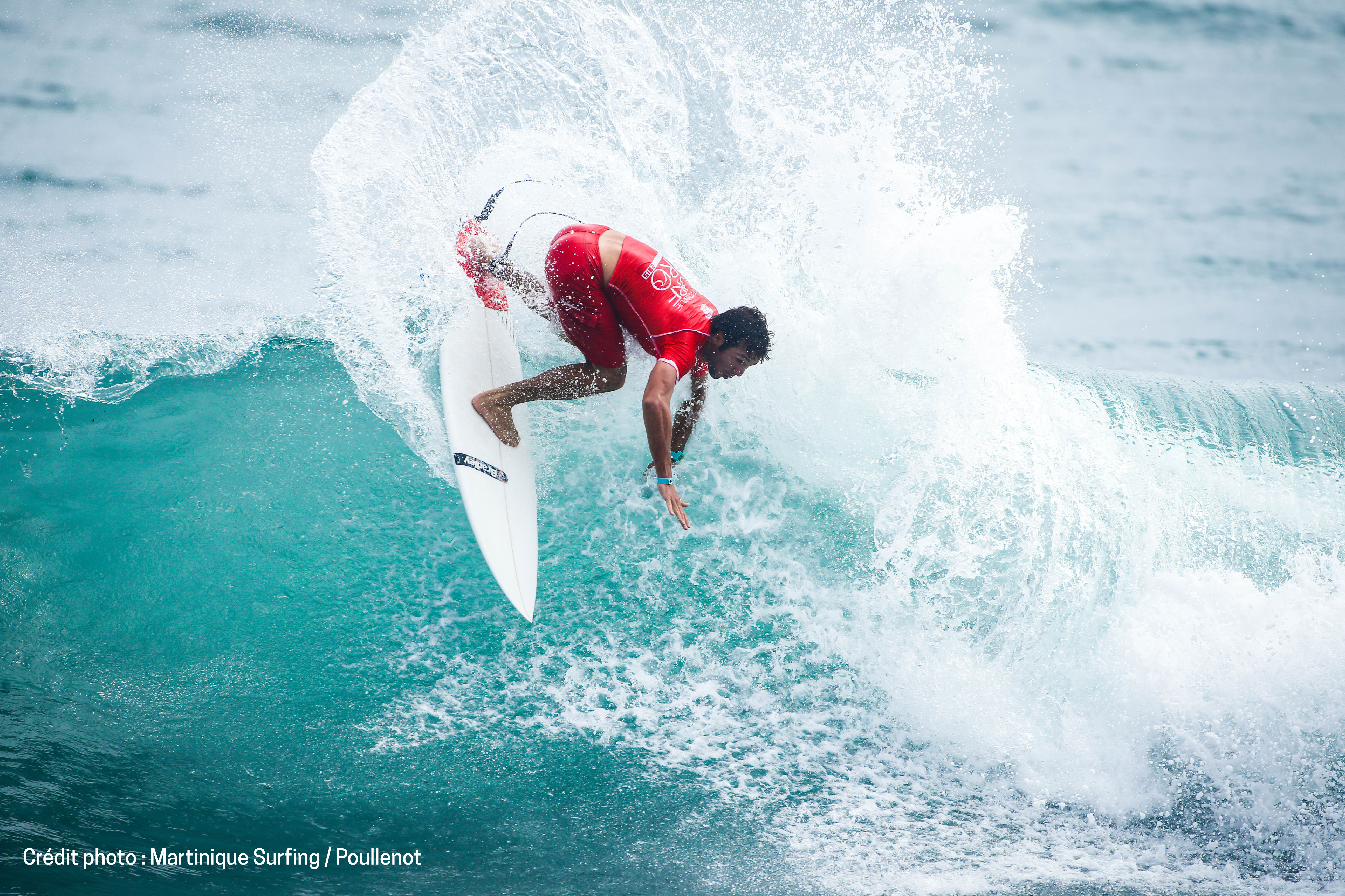 Martinique Surf Pro is back!