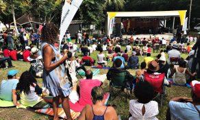 Stellar live music at Martinique's Biguine Jazz Festival