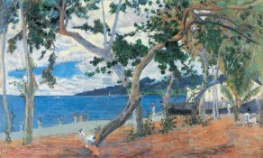 Martinique and the arts at Van Gogh Museum