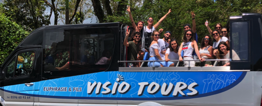 Hop on board with Visio Tours in Martinique!