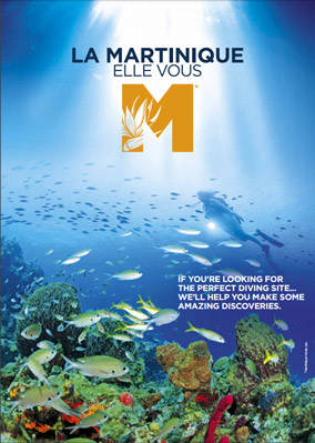 Martinique Dive Brochure 2016